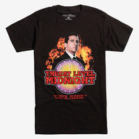 The Office Threat Level Midnight T-Shirt