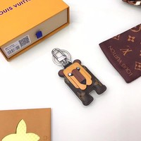 Louis Vuitton Lv Tiger Bag Charm And Key Holder Mp1996 - Best Online Sale