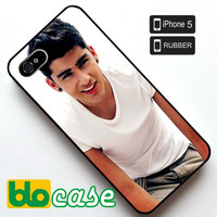 Zayn Malik At The Beach Iphone 5 Rubber Case