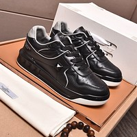 Valentino Women's  Men's New  color Casual Shoes Sneaker Sport Running Shoes 08025