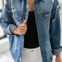 Antioch Denim Jacket