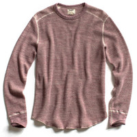 Red Waffle Thermal
