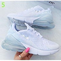 NIKE AIR MAX 270 Newest Popular Breathable Sports Running Shoes Sneakers 5