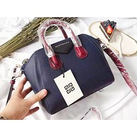 Givenchy hot selling casual lady patchwork color shopping bag fashion shoulder bag #9