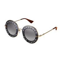 Blind For Love Round Sunglasses