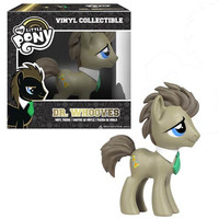 My Little Pony Dr. Whooves Vinyl Collectible