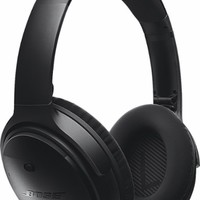 Bose® - QuietComfort® 35 wireless headphones - Black
