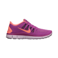 Nike Free 5.0+ Women's Running Shoes - Club Pink