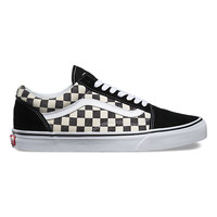 Checkerboard Old Skool | Shop Classic Shoes at Vans