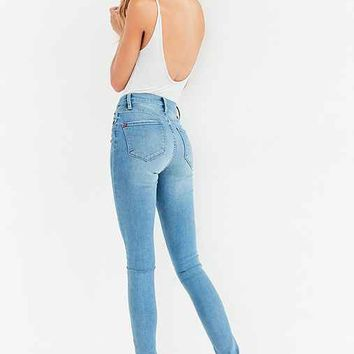 BDG Twig High-Rise Skinny Jean - Light Blue