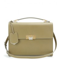 Le Dix Cartable S leather shoulder bag