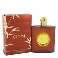 Opium Perfume By YVES SAINT LAURENT for Women 3 oz Eau De Toilette Spray (New Packaging)