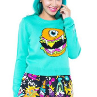 CycloBurger Sweater by Iron Fist - SALE