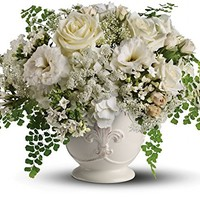 Flowers – Teleflora's Napa Valley Centerpiece