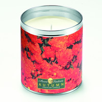 Autumn Mums Scented Candle