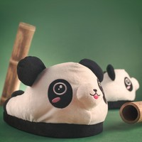 KAWAII PANDA SLIPPERS