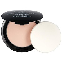 NYX Stay Matte But Not Flat Powder Foundation - Creamy Natural - #SMP04