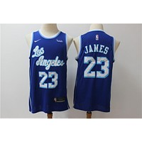 LA Lakers 23 LeBron James Latin Version Jersey