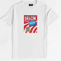 Lazy Oaf Brain Wash Tee