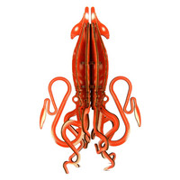 Giant Squid DIY Model