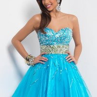Homecoming dresses by Blush Prom Homecoming Style 9421