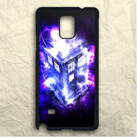 Tardis Doctor Who Samsung Galaxy Note 3 Case
