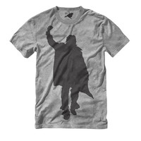 """Heather Grey """"Bender"""" Tee Shirt by Hatch For Kids - The Breakfast Club John Hughes 80's Movie Classic Children's Clothing - 2T 4T 6 8 10 12"""