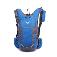 30L Waterproof Nylon Solid Zipper Motorcycle Backpack Back Pack Gear Mochila Outdoor Camping Cycling Trekking Travelling