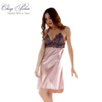 Limited Silk Nightgown