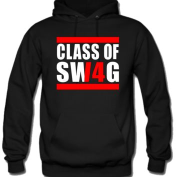 class of swag Hoodie