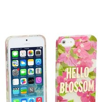 kate spade new york 'hello blossom' iPhone 5 & 5s case