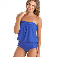 Athena Pick Your Fit Finesse Banded Bandini Top