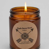Wooly Beast Amber Jar Candle-