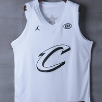 Cleveland Cavaliers #23 LeBron James All-Star Edition NBA Jerseys