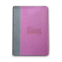 Pink 5X7 Writing Journal - New England Patriots