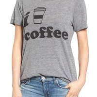 Chaser Coffee Graphic Tee   Nordstrom