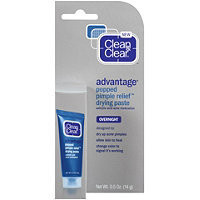 Clean & Clear Advantage Popped Pimple Relief Drying Paste Ulta.com - Cosmetics, Fragrance, Salon and Beauty Gifts