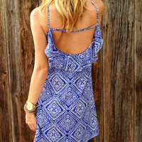 Barbados Shift Dress - FINAL SALE