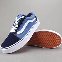 Vans Old Skool Women Men Fashion Casual Canvas Shoes