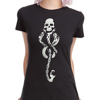 Harry Potter Death Eater Girls T-Shirt