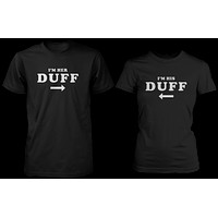 Matching His and Her Duff Couple Shirts (Set)