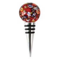 Assorted Glass Globe Bottle Stoppers by Blush