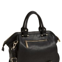 BP. Zip Detail Winged Satchel (Juniors)
