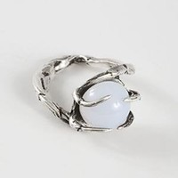 catbird :: shop by category :: Jewelry :: Rings :: Moonstone Crab Claw Ring