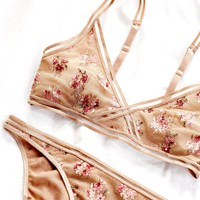 Free People You Pretty Thing Bra