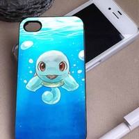 Squirtle Pokemon | Pokemon Movie | iPhone 4 4S 5 5S 5C 6 6+ Case | Samsung Galaxy S3 S4 S5 Cover | HTC Cases
