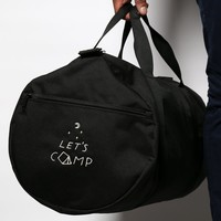 Let's Camp Duffel Bag