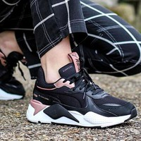 PUMA RS-X RSX Tracks Popular Women Men Casual Sport Running Shoes Sneakers 1#