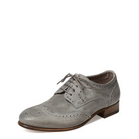 Beatrice Suede Oxford