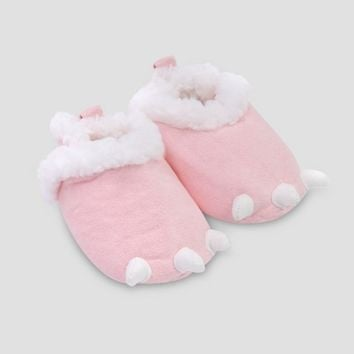 Baby Girls' Claw Slipper - Just One You® made by carter's Pink